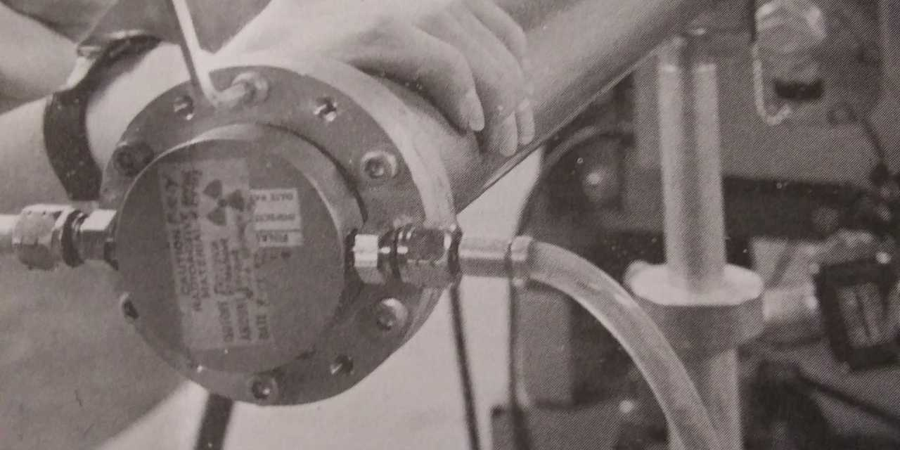 Nuclear lab concealed beneath UNH campus housed particle accelerator