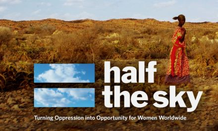 "Girl Up shows powerful film ""Half the Sky"""