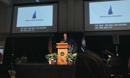 """UNH President Outlines """"Future of UNH,"""" Strategic Initiatives"""