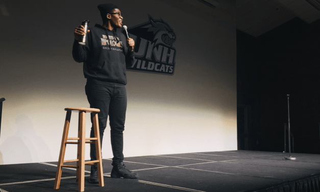 Love, Weather and Cat Sweaters: A Night with Monroe Martin III