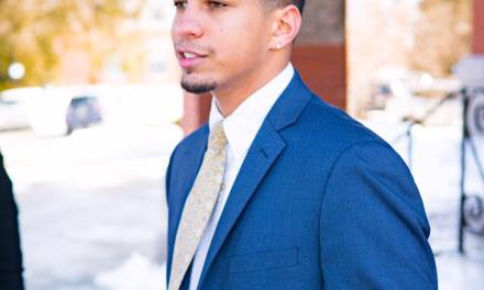On the Spot: Student body president candidate Joey Ramirez