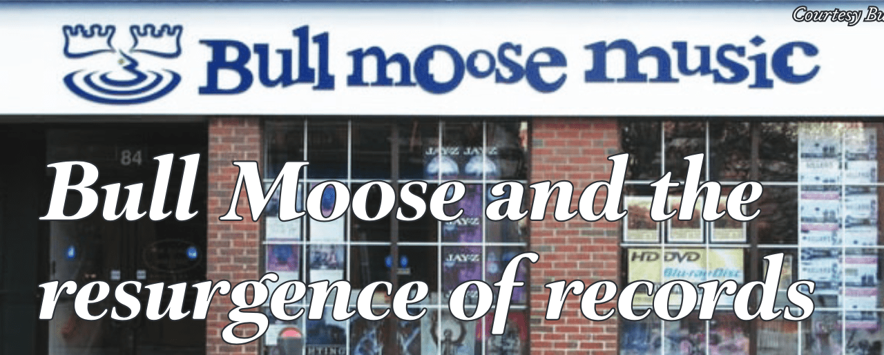 Bull Moose and the resurgence of records