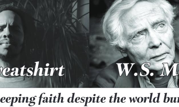 Earl Sweatshirt, W.S. Merwin and keeping faith despite the world burning