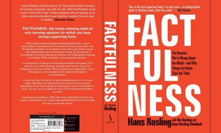 "Hans Rosling preaches positivity as a philosophy in ""Factfulness"""