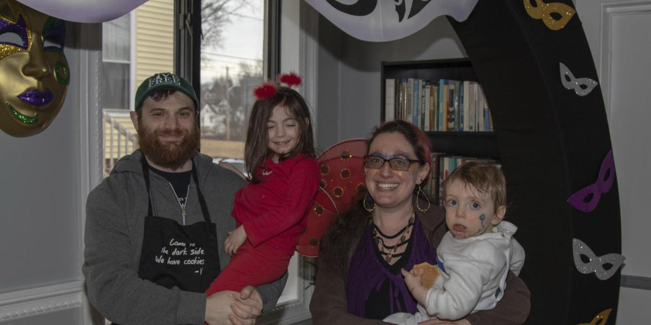 Purim brings celebration and Jewish culture to Durham