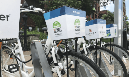 Bike share service for UNH