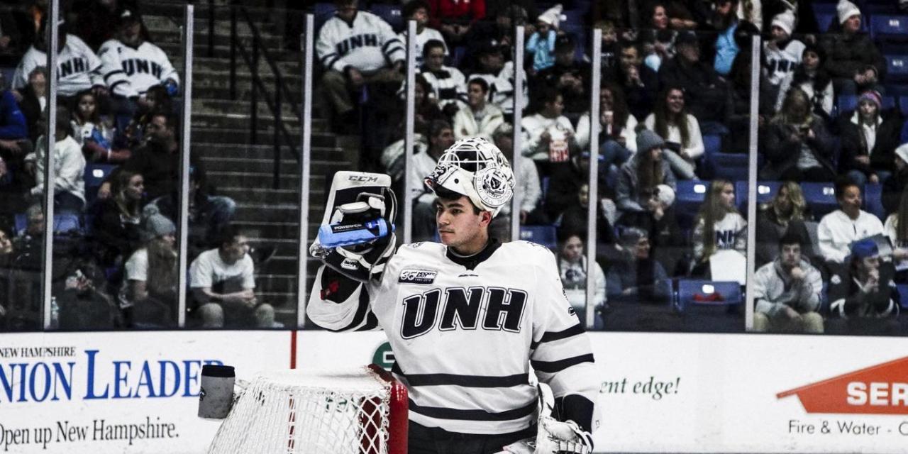 UNH men's hockey vs UVM