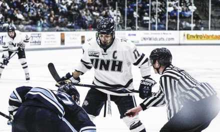 UNH men's hockey vs UMaine