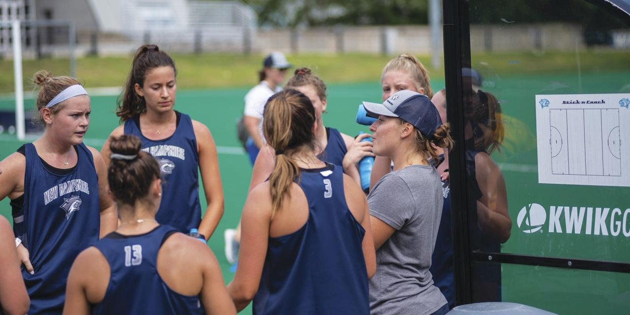 Field hockey eager to play