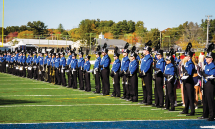 Wildcat marching band celebrates one hundred years of performing