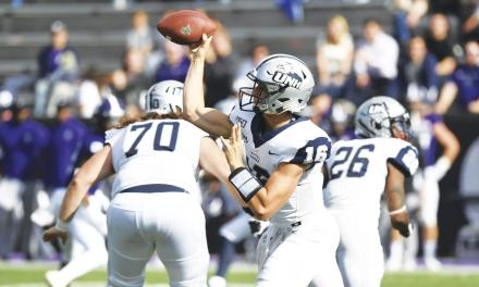 UNH loses in Brosmer's debut