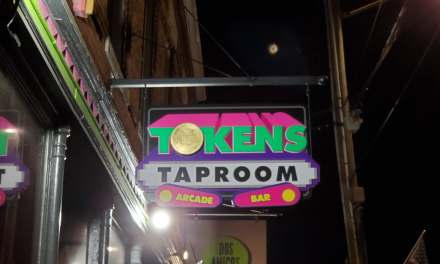 """Skee-ball, beer and snacks: Tokens Taproom"""""""