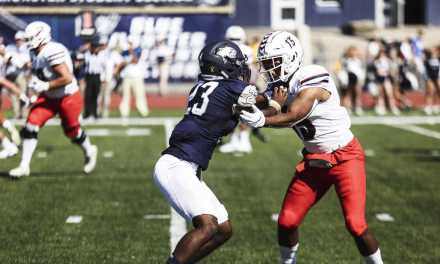 UNH to ride momentum for homecoming