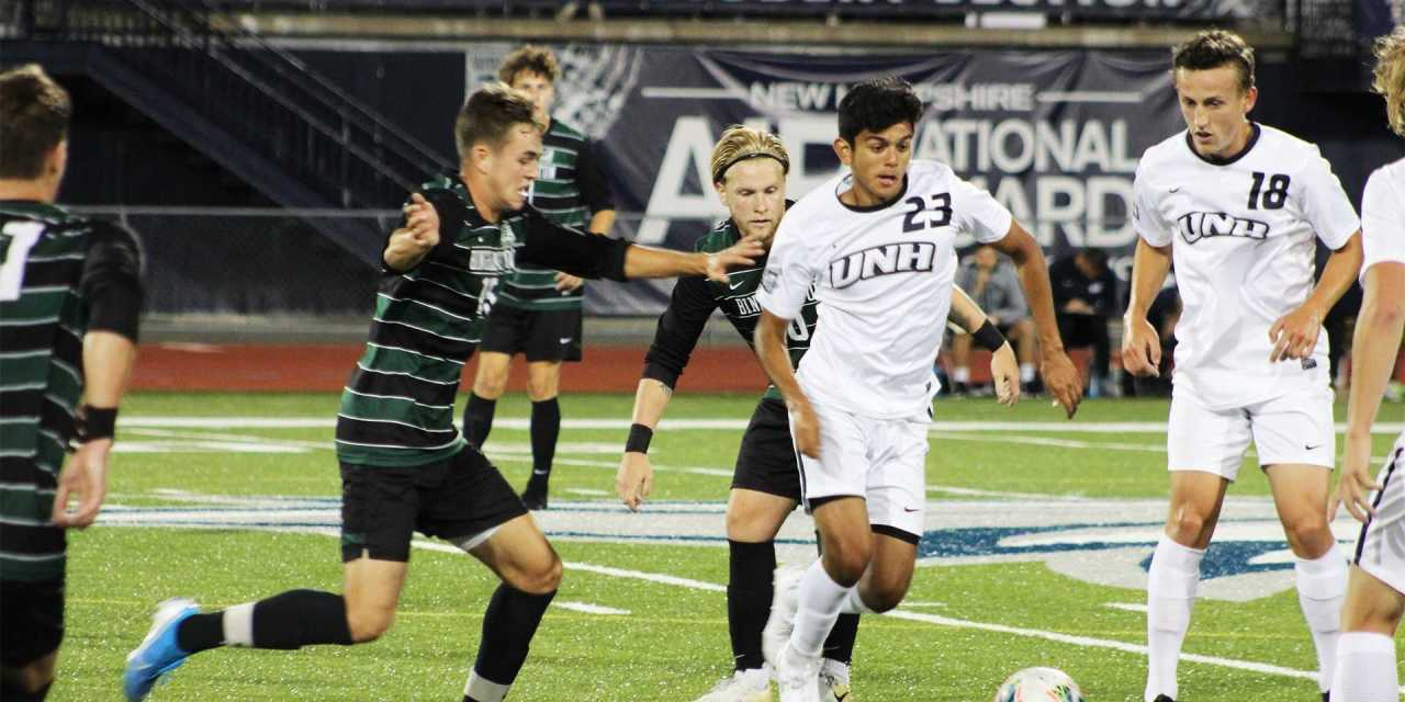 Men's soccer squeaks out seventh straight win