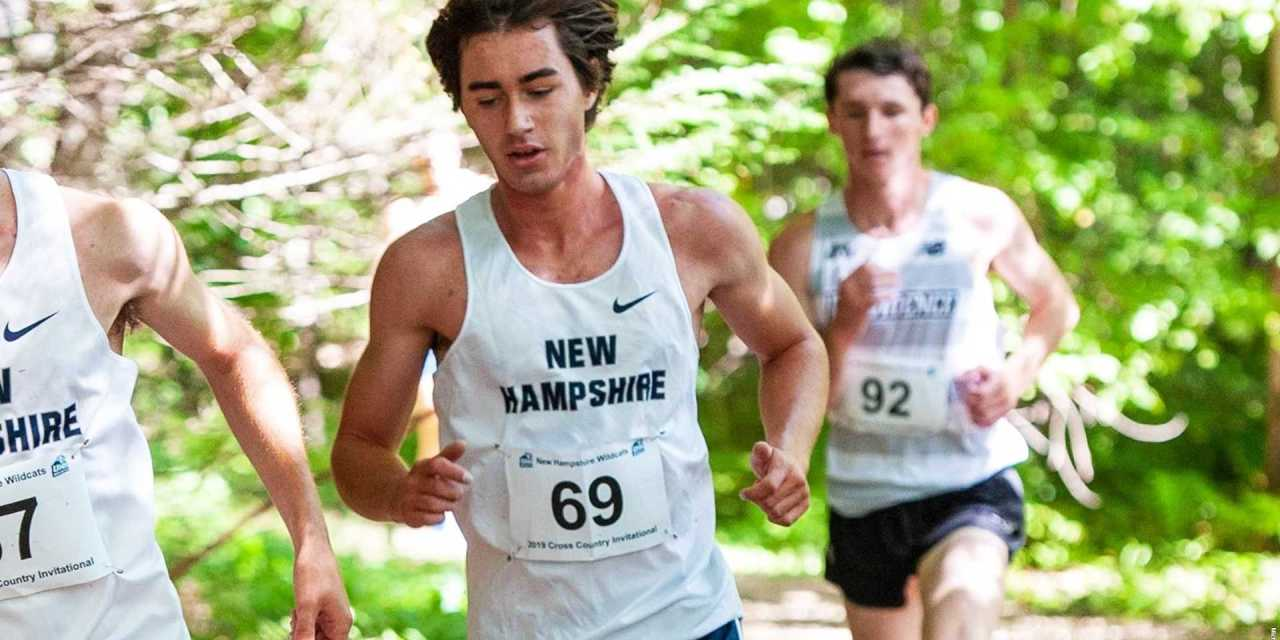 Cross-country races at New England Championships