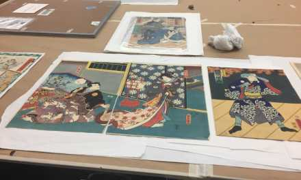 Museum of Art home to over 2,000 Japanese woodblock prints