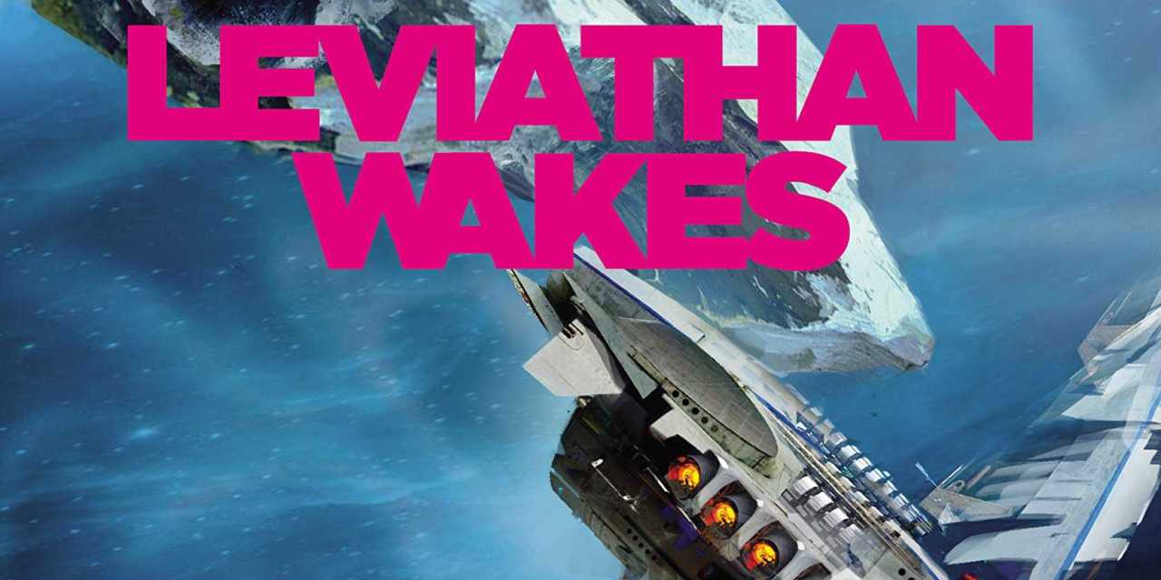 Mad about books: 'Leviathan Wakes' by James S. A. Corey