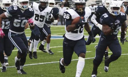 UNH rests, prepares for Villanova's offense during bye