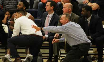 Men's basketball gets back on track at CCSU