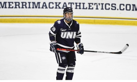 'Cats beat Merrimack, lose to BU