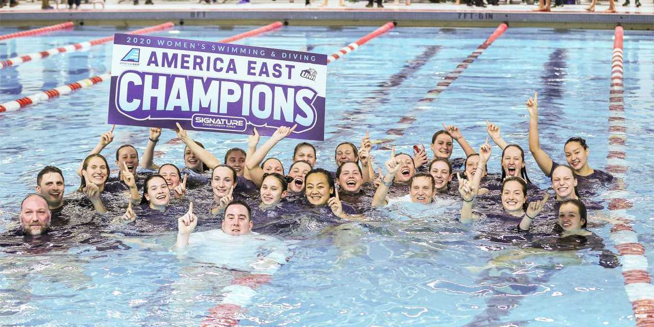 'Cats win eighth America East Championship