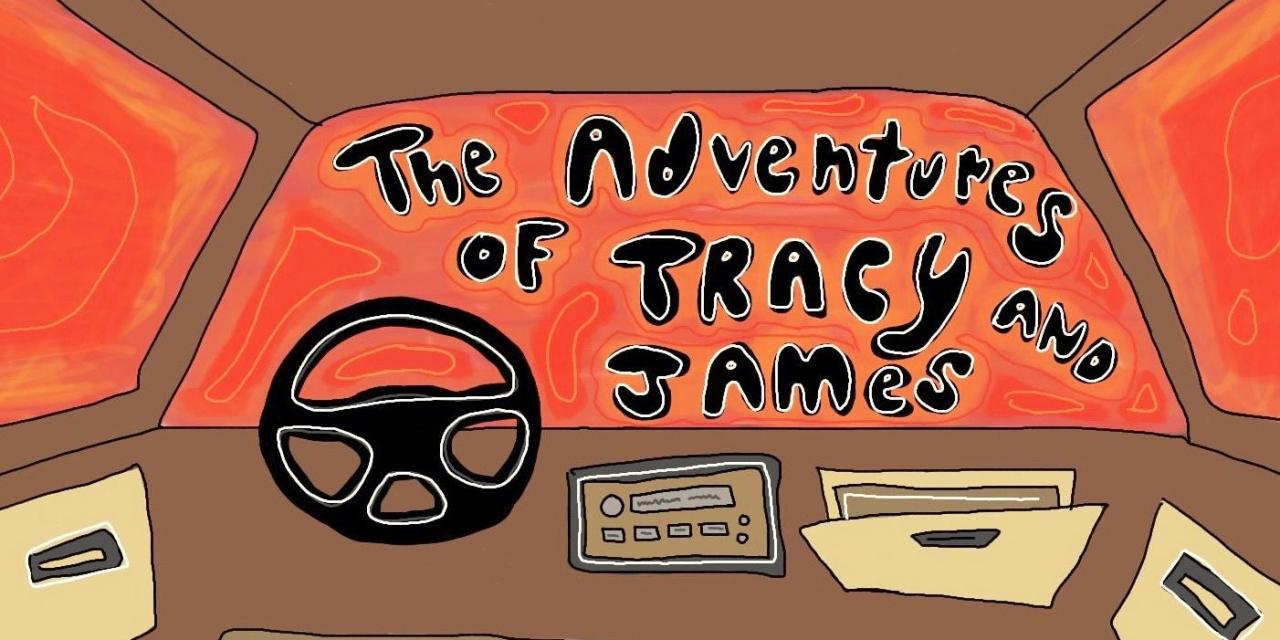 The Adventures of Tracy and James! Chapter 6: Emerald Eyes