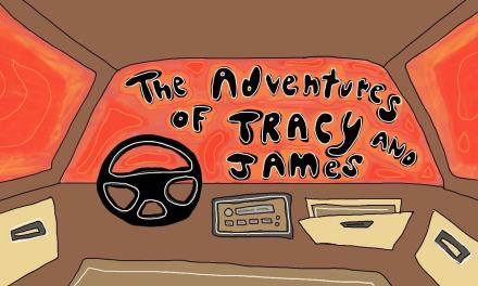 The Adventures of Tracy and James! Chapter 10: Maps and Moon Salt