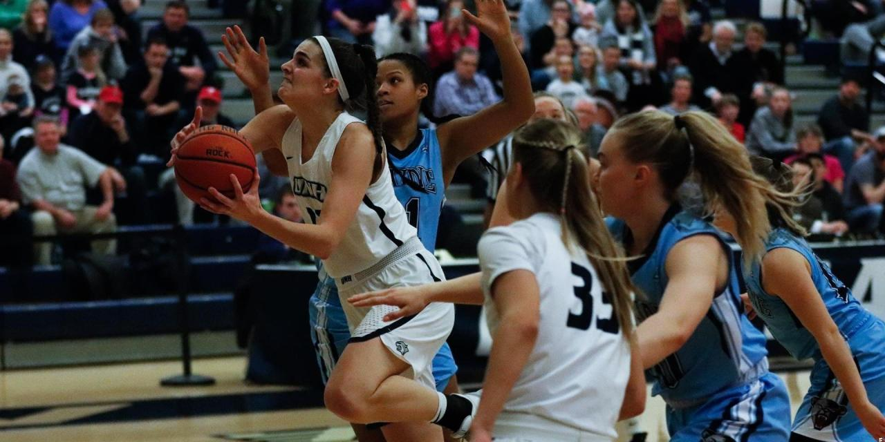 Storey gets 1,000th point in loss to UMaine