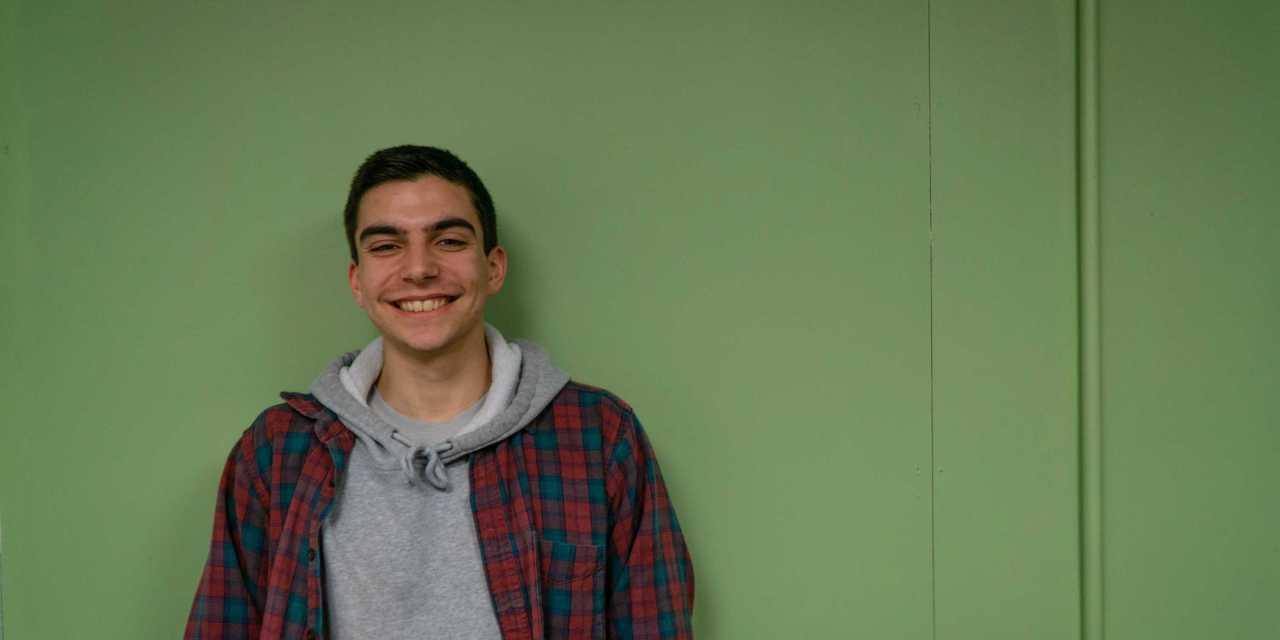 "Class of 2020 Senior Farewells: Caleb ""Nathan"" Jagoda, Arts Editor"