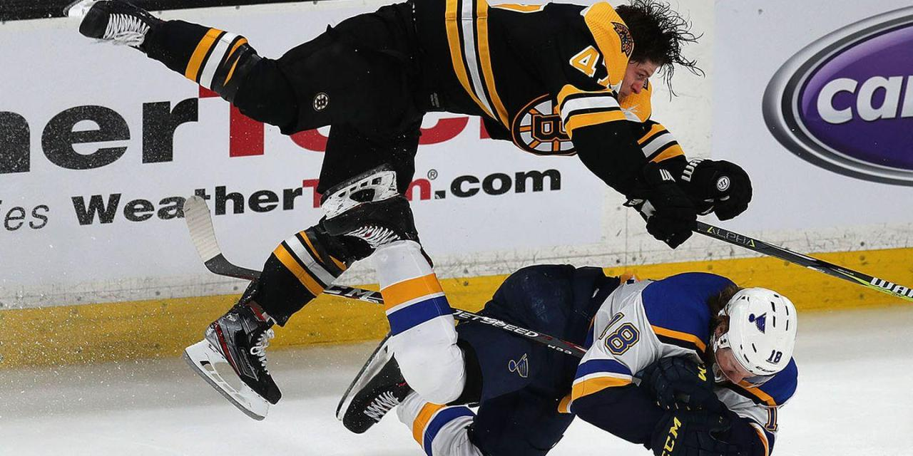 Bruins lose to Lightning, shift focus to offseason