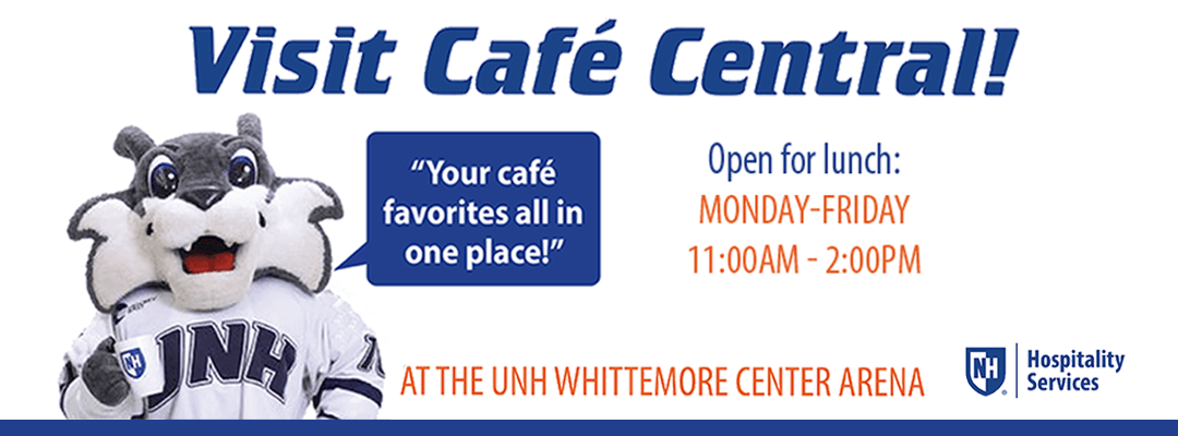 New dining options: Central Café opens in the Whit
