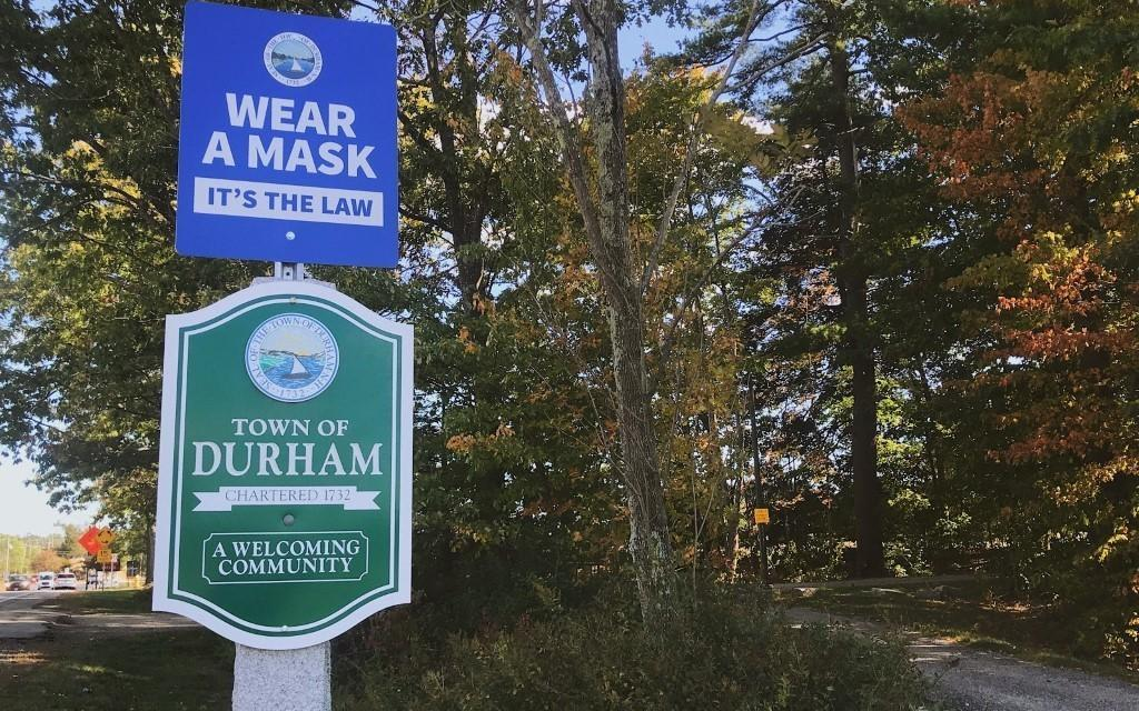 Durham community adapts to the return of UNH life during a pandemic