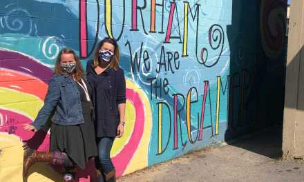 Durham mural to get makeover from local artists