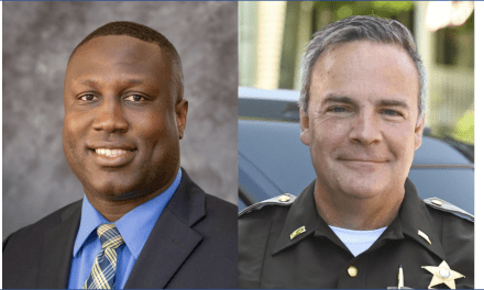 Brave elected first Black sheriff in New Hampshire