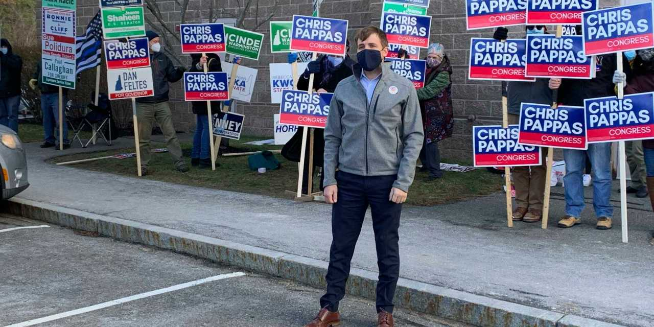 Pappas wins reelection in NH-01