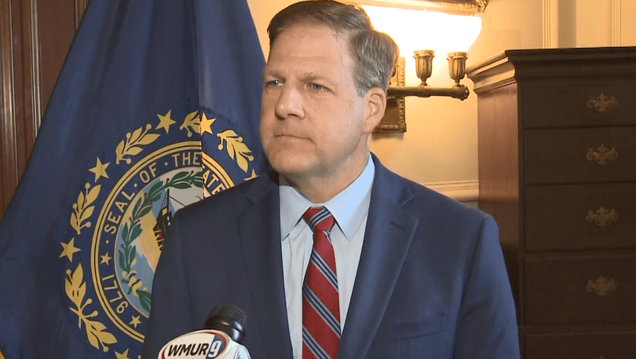 Gov. Sununu on changing policies and plans for new term