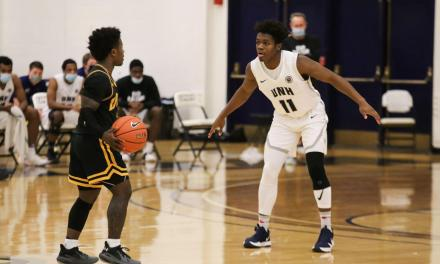 UMBC outsizes UNH in weekend sweep of the Wildcats