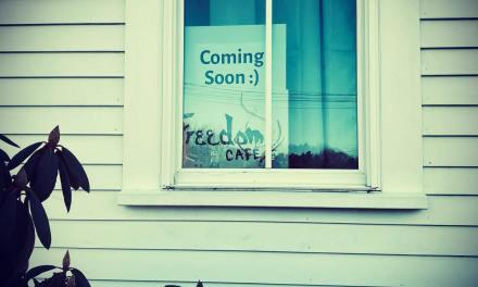 Freedom Café makes move to Main Street