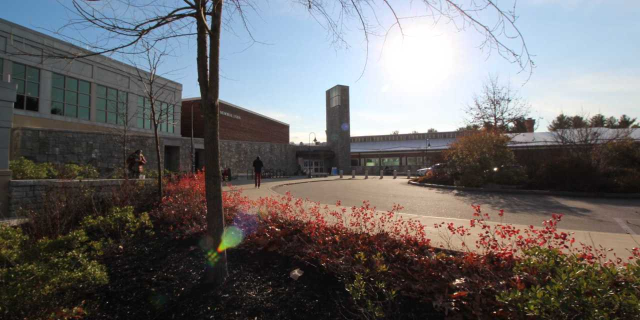 Spring is in the air at University of New Hampshire