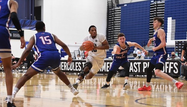 Wildcats upset on home court by UMass Lowell in quarterfinals