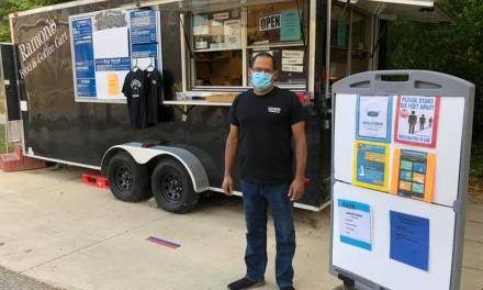 UNH Coffee and Food Cart Rrramon's to remain closed until the Fall