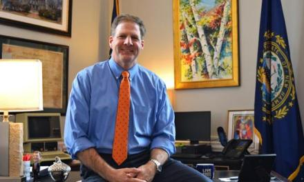 Sununu approval rating at 72% according to UNH poll