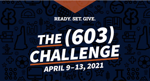 Record donations made during 2021 (603) Challenge