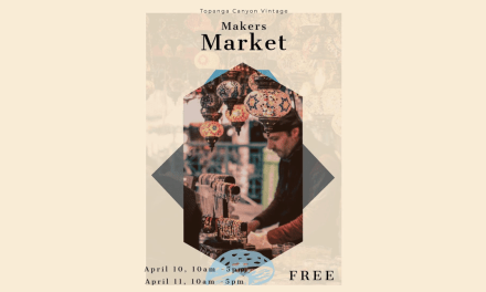 Topanga Canyon Vintage holds first Maker's Market
