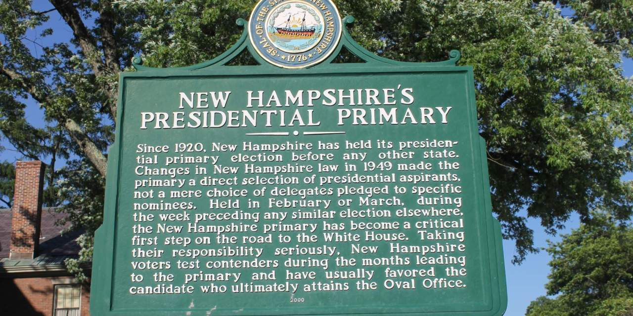 Nevada bill challenges N.H.'s spot as first state to hold primaries