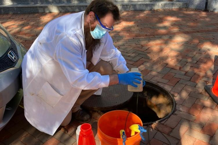UNH conducts wastewater testing system to track COVID-19 virus
