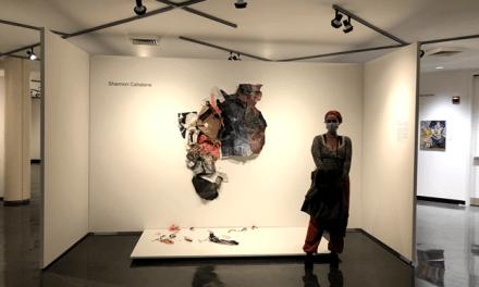 Trash or Treasure: NH Seacoast artist digs up the BA & BFA exhibition