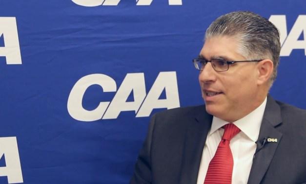 D'Antonio,McDonnellexpressoptimismabout the fall season at CAA MediaDay