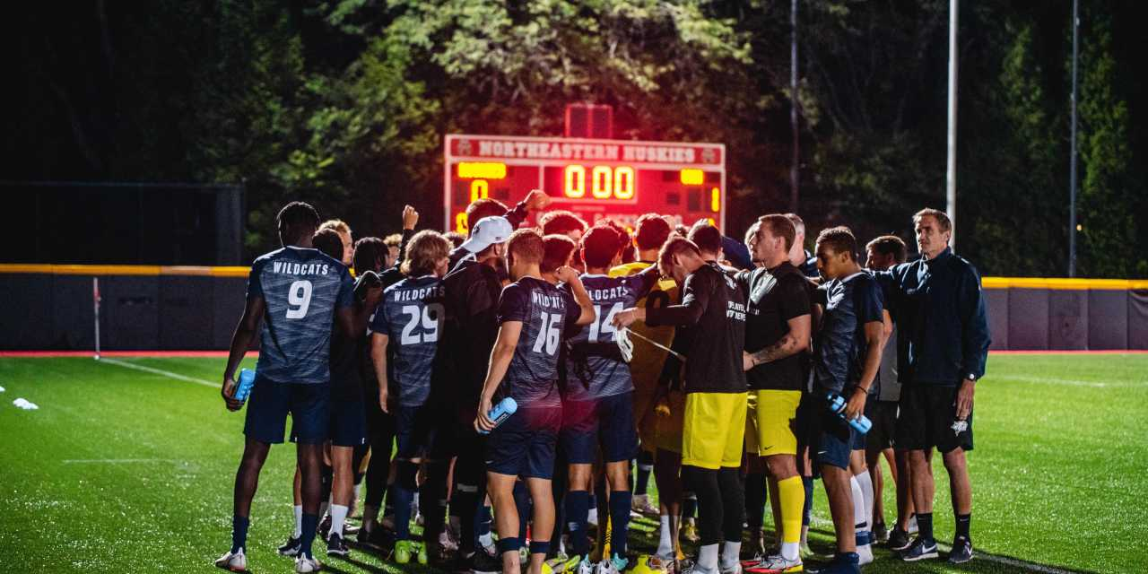 UNH men's soccer: No. 9 Wildcats continue to climb national rankings after road trip