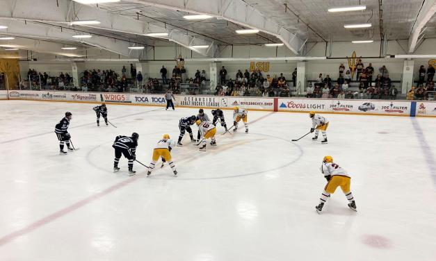 UNH men's hockey: Wildcats outscored 10-2 by Arizona State in back-to-back losses